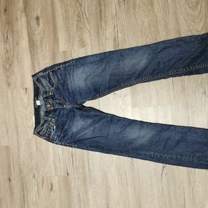 Like new, Silver Lydia jeans, barely worn, 27